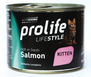 CAT-PROLIFE-WET-LIFESTYLE-KITTEN-SALMON---200-GR